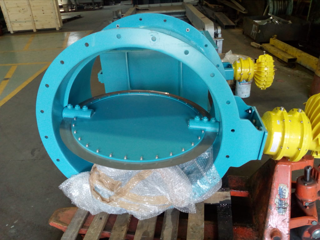 Butterfly Dampers | Guillotine Dampers | Louver Dampers and More