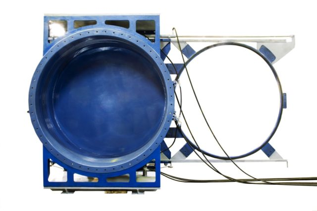 Goggle Gas valve