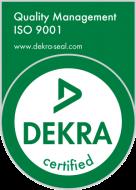 Dekra Certified!